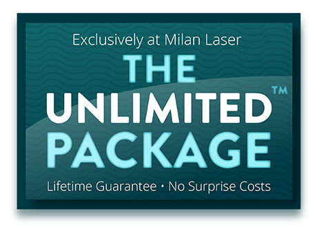 The Unlimited Package with Lifetime Guarantee